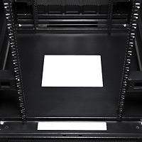 Рабочая глубина шкафа - 730 мм