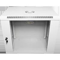 В крыше 19 шкафа 9U имеется перфорация для обеспечения свободной и принудительной вентиляции
